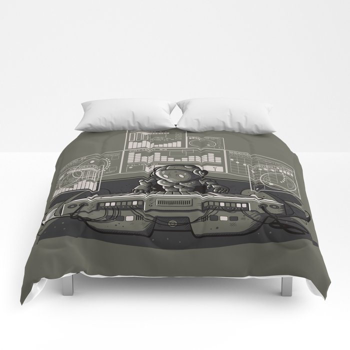 THE COMPOSER Comforters