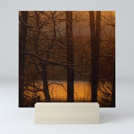 The sun has risen #decor #buyart #society6 Mini Art Print
