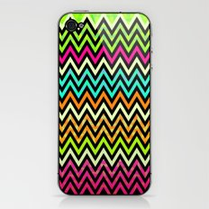 Chevron Mix #6 iPhone & iPod Skin