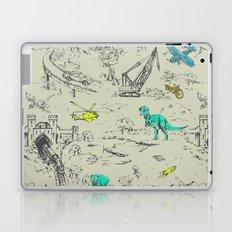 Adventure Toile  Laptop & iPad Skin