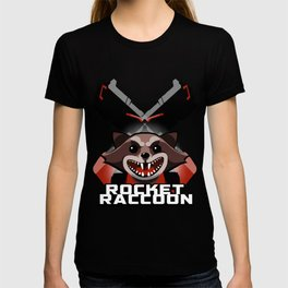 Rocket Raccoon T-shirt
