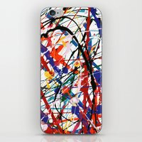 percy jackson iPhone & iPod Skins featuring Jackson  by Ink and Paint Studio