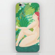 Jane of the Jungle iPhone & iPod Skin