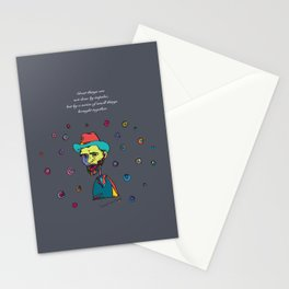 vincent van gogh Stationery Cards