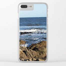 Punta del Este Clear iPhone Case