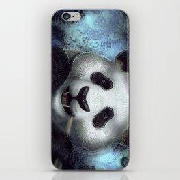 Solar Panda iPhone Skin