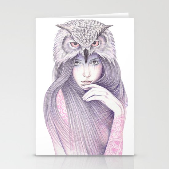 The Wisdom Stationery Cards