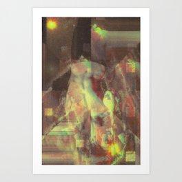 Dreamless. Art Print