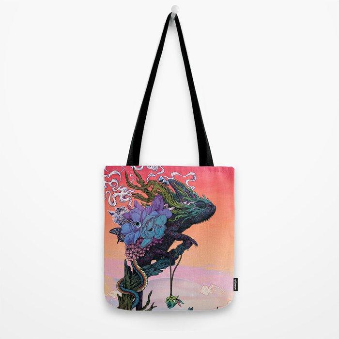 Phantasmagoria Tote Bag