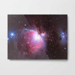 Great Nebula in Orion Metal Print