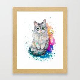 _15 Framed Art Print