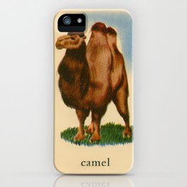 C is for Camel iPhone Case