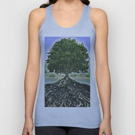 Really Rooted Unisex Tank Top