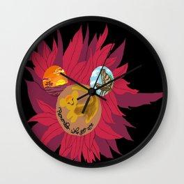 LK Ears Wall Clock