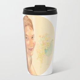 The bird girl Travel Mug