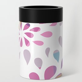 Colourful drops Can Cooler