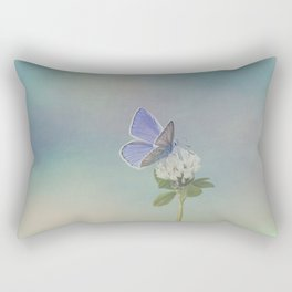 Distant memories Rectangular Pillow