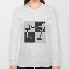 Structured and old ... Long Sleeve T-shirt