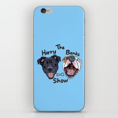 Harry Banks Show iPhone & iPod Skin