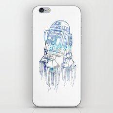R2D2 Print iPhone & iPod Skin