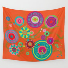 pastille Wall Tapestry