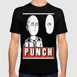 One Punch Obey T-shirt