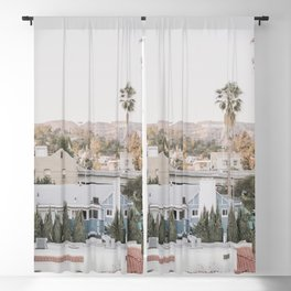 Hollywood California Blackout Curtain