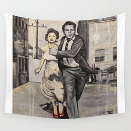 """Invasion"" Wall Tapestry"