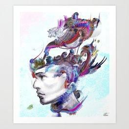 Transients Art Print