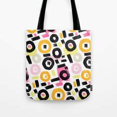 Perception Abstract 002 Tote Bag