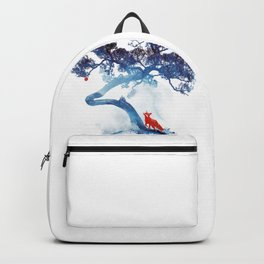The last apple tree Backpack
