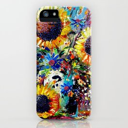 Sunshine and Splendour iPhone Case