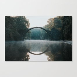 The Devil's Bridge - Landscape and Nature Photography Canvas Print