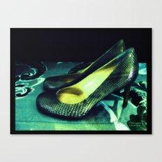 Shoes - Louboutin VI Canvas Print