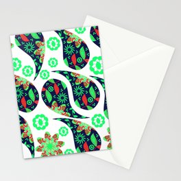 Paisley series #2 Stationery Cards