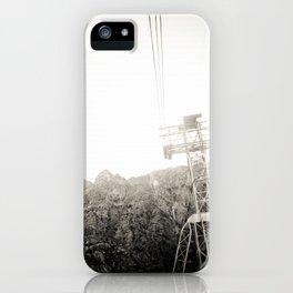 Deep Breathing iPhone Case