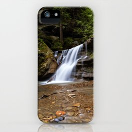 waterfall in Ohio iPhone Case