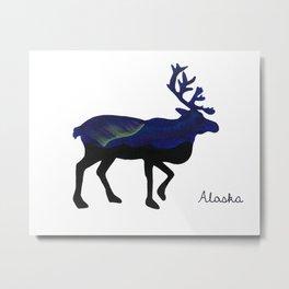 Caribou 2 Metal Print