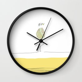 Long Legs Jimmy Wall Clock