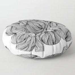Infinite Loop Series Floor Pillow