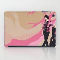 darren criss iPad Cases featuring Darren by Miki Price