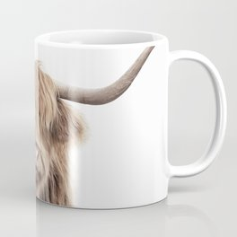 "Highland Cow ""This is Randall"" Straight Up Coffee Mug"