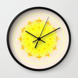 bunkou-003 Wall Clock
