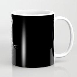 Black I'm for Everybody Black Coffee Mug