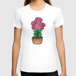 Curvy Cactus T-shirt