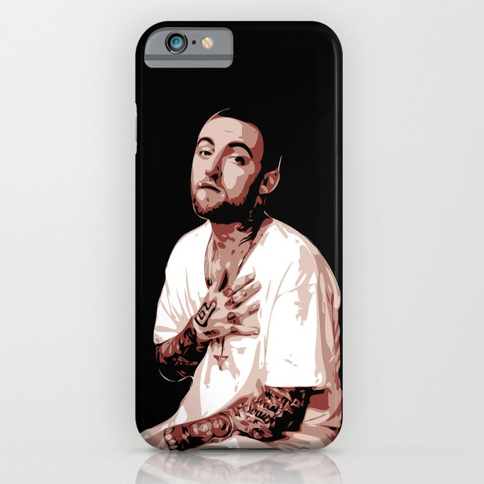 mac miller tribute iphone case