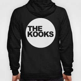 the kooks logo Music Hoody