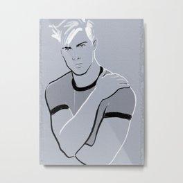 L'Homme 06 Metal Print