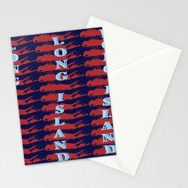 Long Island curvy Stationery Cards