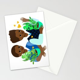 Barry and Gary Stationery Cards
